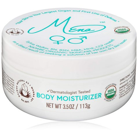 MENA Lemongrass Hands, Feet & Body Cream (4 oz.)