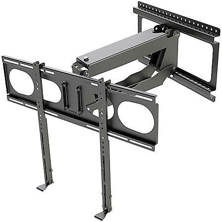 "MantelMount MM340 Standard Pull Down TV Mount for 44""-80"" TVs"