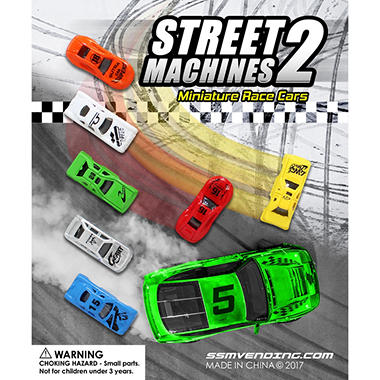 Street Machines 2 (250 ct.)