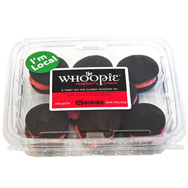 The Whoopie, Raspberry Cream (8 ct., 11 oz.)