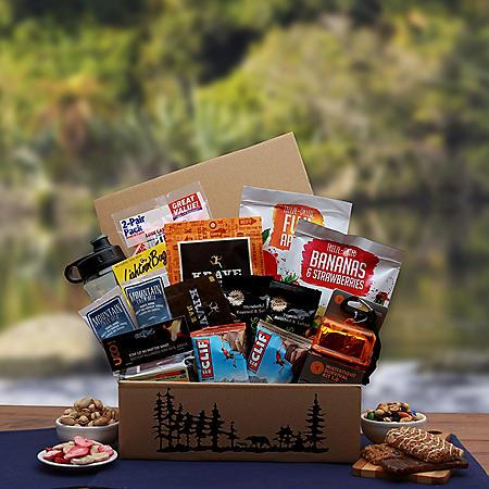 Wilderness Lovers Outdoor Gift Box