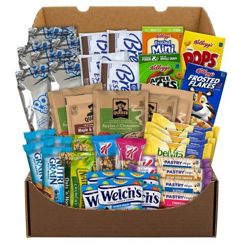 Breakfast Snack Box
