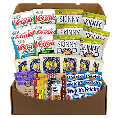 Gluten-Free Snacks Box