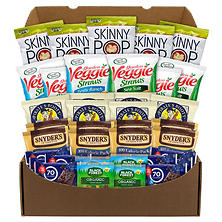 Healthy Snacks Box