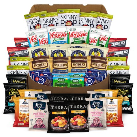 Large Healthy Snack Box (48 ct.)