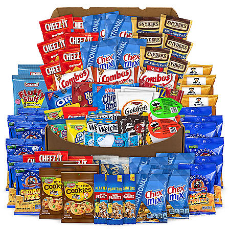 Big Party Snack Box (75 pieces)