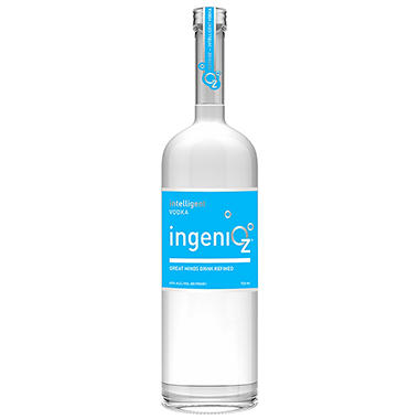 Ingenioz Vodka (750 mL)