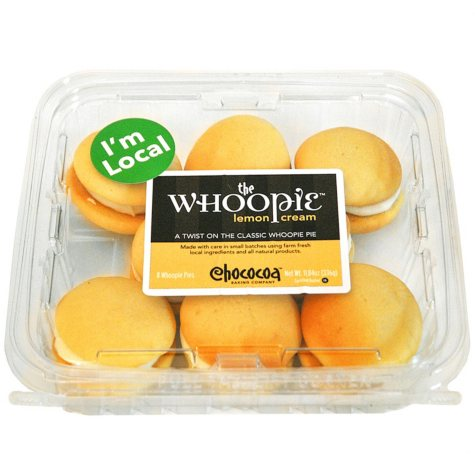 The Whoopie, Lemon Cream (8 ct., 11 oz.)