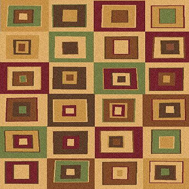 Square Prism Rug Collecton