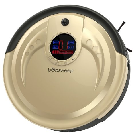 bObsweep Standard Robotic Vacuum and Mop (Assorted Colors)