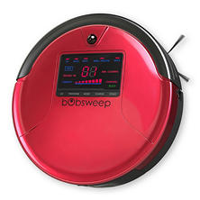 bObsweep PetHair Robotic Vacuum and Mop (Assorted Colors)