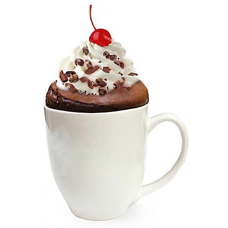 My Cup Of Cake Belgian Chocolate Souffle Cake Mix (5.5 oz.)