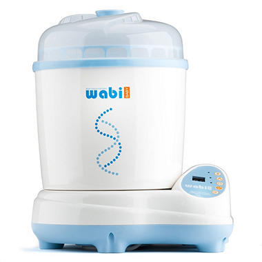 Wabi Baby Electric Baby Bottle Sterilizer & Dryer