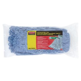 Rubbermaid Large Commercial Mop, Blue (2 pk.)