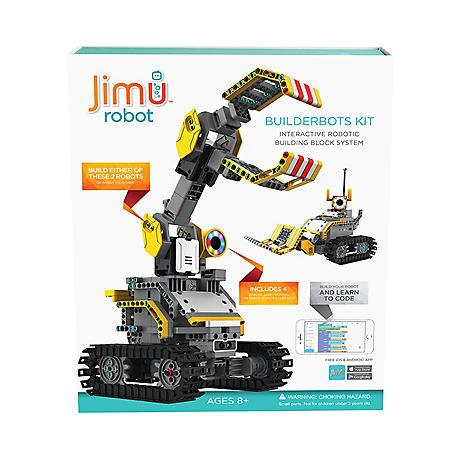 Jimu Robot BuilderBots Kit
