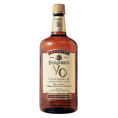 Seagram's VO Canadian Whisky (1 L)
