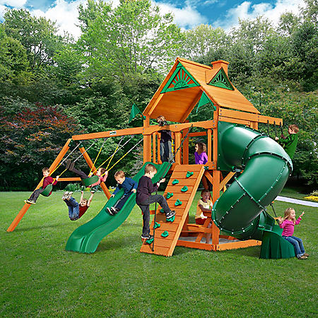 Gorilla Playsets Westbrook Cedar Swing Set