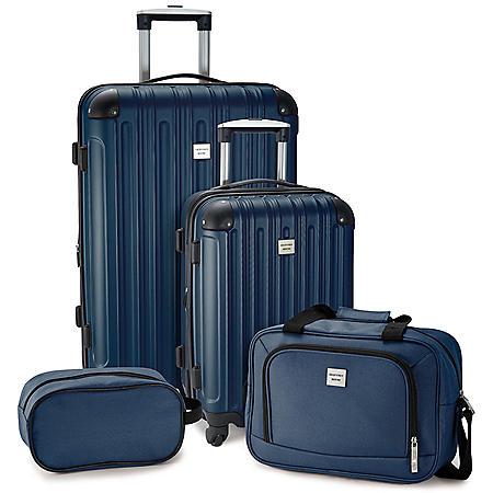 Geoffrey Beene Tuscany Hardside Collection Luggage Set