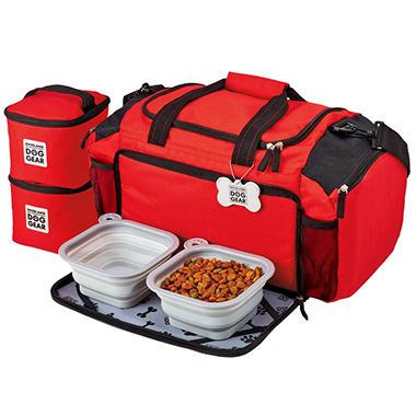 Overland Dog Gear Ultimate Week Away Duffle Bag Medium Large Dogs