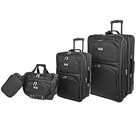 Geoffrey Beene Luggage 4-Piece Set