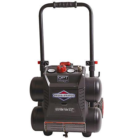 Briggs & Stratton Quiet Power Technology 4.5-Gallon Air Compressor