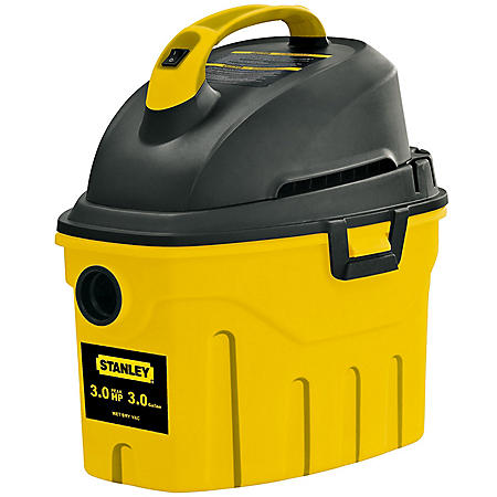 Stanley 3 Gallon Wet/Dry Vacuum