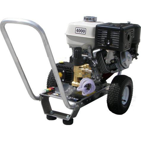 Pressure-Pro 4,000 PSI - Gasoline Pressure Washer - Powered by Honda