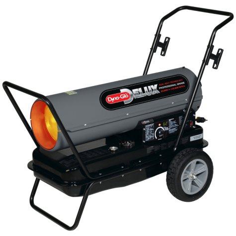 Dyna-Glo Delux 95K or 135K BTU Kerosene Forced Air Heater