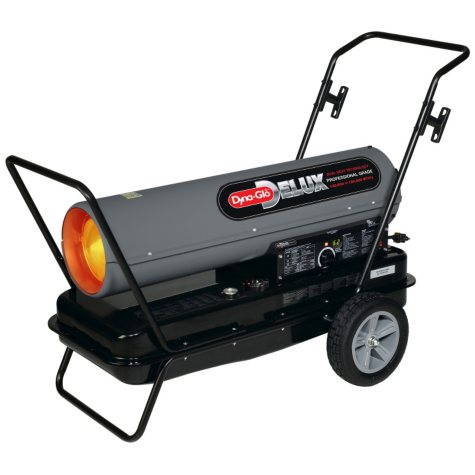 Dyna-Glo Delux 140K or 180K BTU Kerosene Forced Air Heater