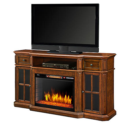 Muskoka Sinclair Tv Stand Media Console With Electric