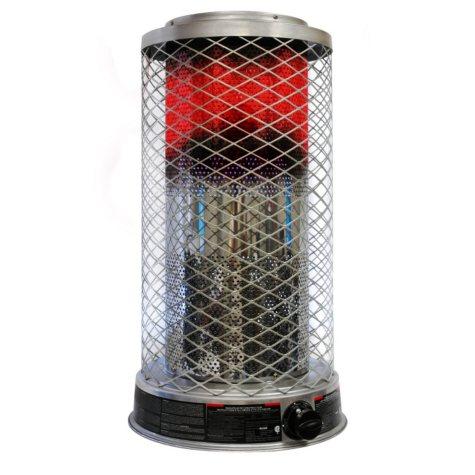 Dyna-Glo Delux 50K- 125K BTU LP Radiant Heater