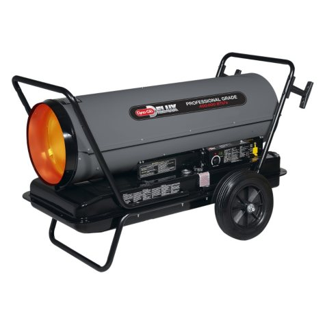 Dyna-Glo DELUX Portable Multi-Fuel Forced Air Heater - 400,000 BTU