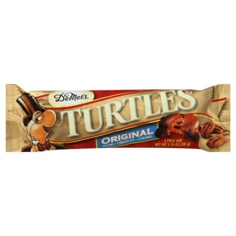 DeMet's Turtles King Size Bar (24 ct.)