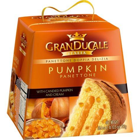 Granducale Pumpkin Panettone