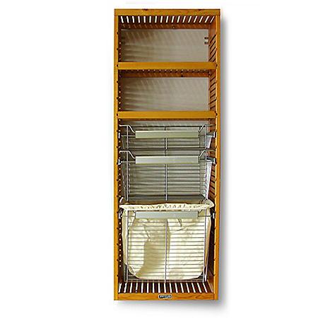 Premier Honey Maple Packaged Tower Kit