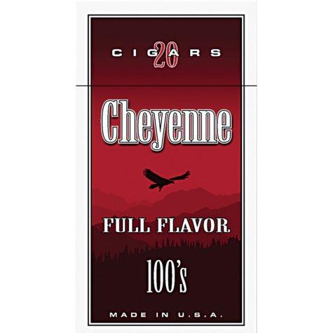 Cheyenne Cigars100's, Full Flavor (20 ct., 10 pk.)