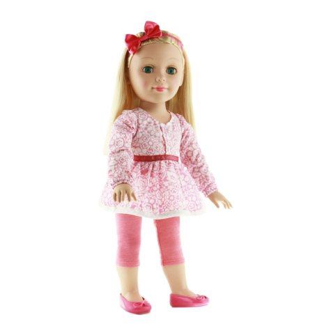"18"" Fashion Doll - Christina"