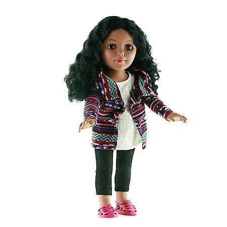 """18"""" Fashion Doll - Zoe"""