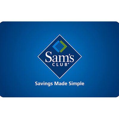 Sams Club Gift Cards
