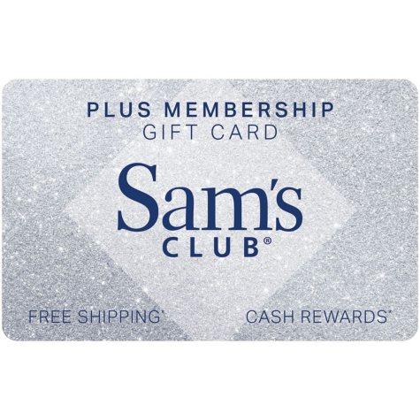 $100 Gift of Sam's Club Membership