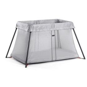 BabyBjorn Travel Crib Light (Silver)