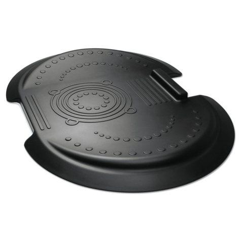 """Floortex AFS-TEX 5000 Anti-Fatigue Mat, Bespoke, 26"""" x 36"""", Black"""