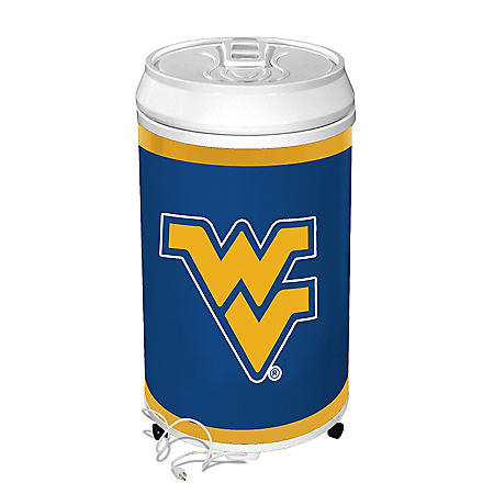 West Virginia Mountaineers Refrigerator