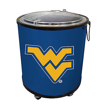 West Virginia Mountaineers Tailgate Cooler