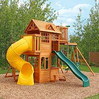 Skyline Wooden Play Set F23925E Deals