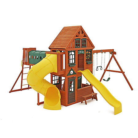KidKraft Orchard View Manor Playset