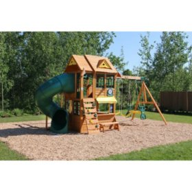 Summerlin Retreat Wooden Playset