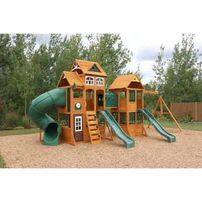 Outdoor Play Backyard Summer Fun Sams Club - Backyard playground equipment
