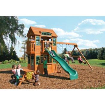 Cedarview Resort Play Set by Cedar Summit
