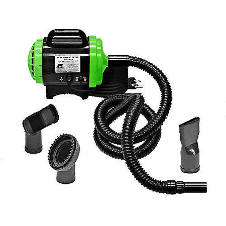 Pet Dryer 2hp Air Mover/Blow Dryer with Heated Air